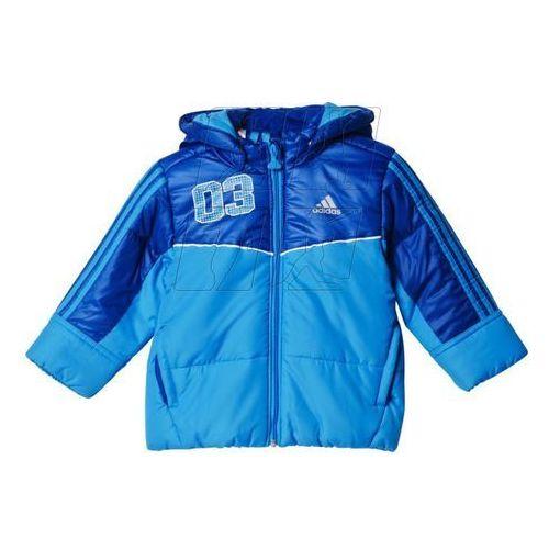 Kurtka zimowa adidas I J Padded Boys Jacket Kids AB4665 - produkt z kategorii- kurtki dla dzieci