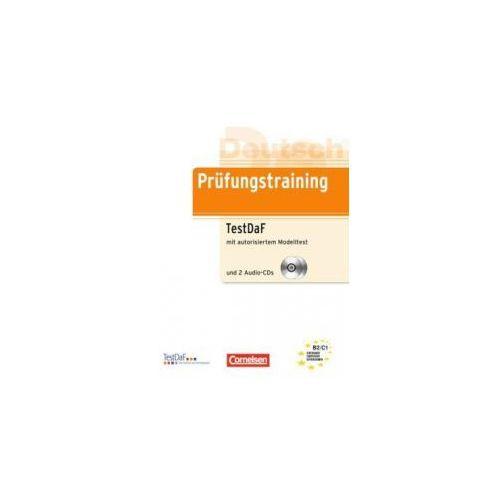 Prüfungstraining TestDaF mit autorisiertem Modelltest, m. 2 Audio-CDs (9783060203116)