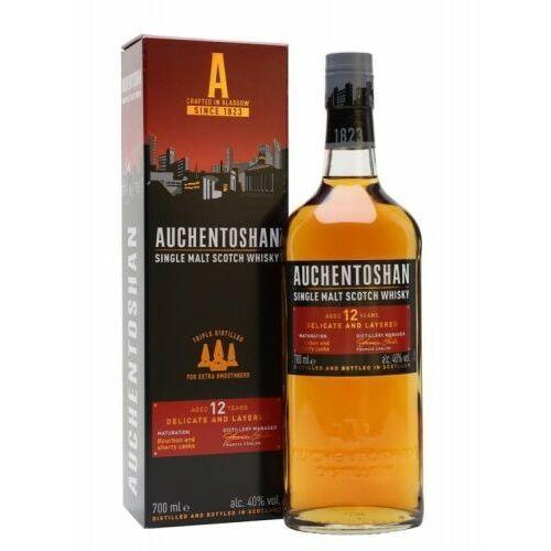 Whisky auchentoshan 12 yo delicate & layered 40% 0,7l marki Morrison bowmore distillery ltd