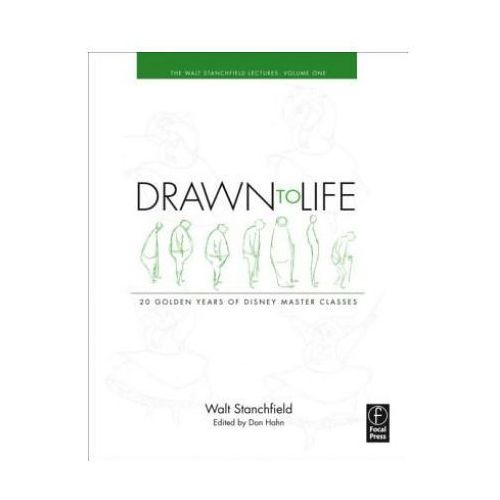 Drawn to Life: 20 Golden Years of Disney Master Classes (9780240810966)