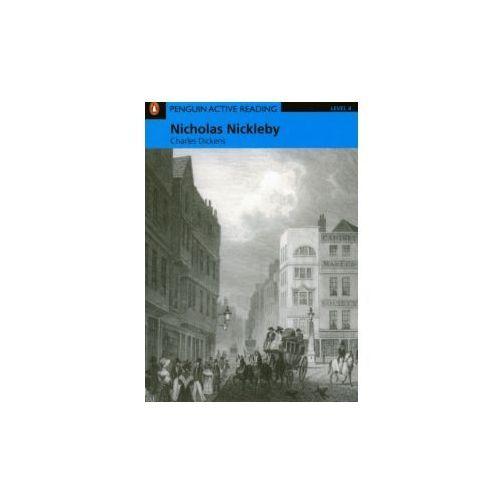 Penguin Active Reading Level 4 Nicholas Nickelby z płytą CD, Charles Dickens