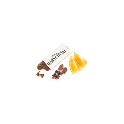 Baton warszawski ziarno kakaowca i bio pomarańcza