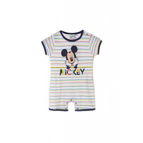 Rampers niemowlęcy myszka 5r34ae marki Mickey