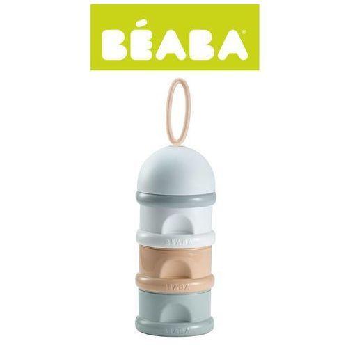 Beaba Pojemniki na mleko w proszku nude (opakowanie zbiorcze 6 szt.)