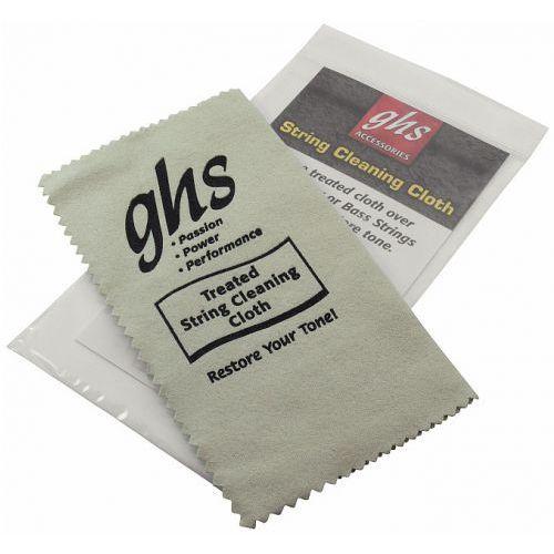 szmatka do czyszczenia gitary marki Ghs
