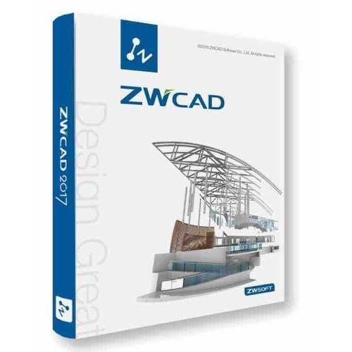 Zwsoft Zwcad 2019 professional pl/eng