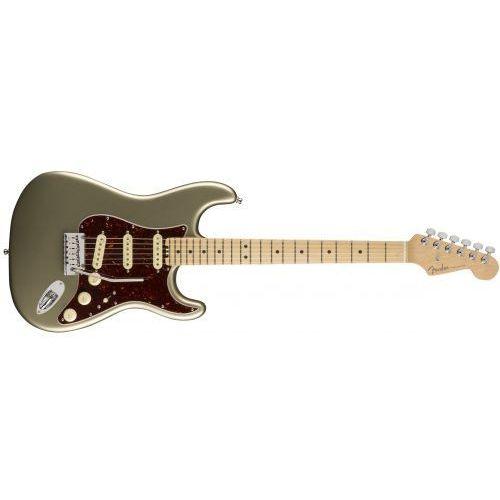 Fender American Elite Stratocaster Maple Fingerboard Ocean Turquoise gitara elektryczna