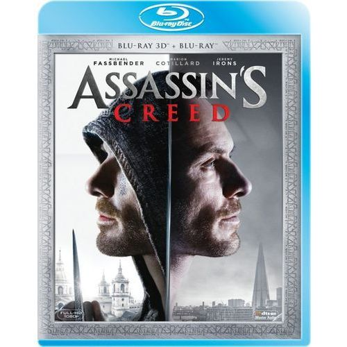 Assassin's creed 3d (2bd) marki Imperial cinepix