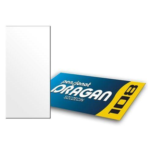Grawerton Płyta plastikowa do sublimacji unisub jednostronna błysk 29x59 cm