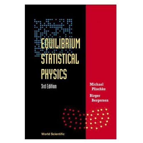 Equilibrium Statistical Physics 3e (572 str.)
