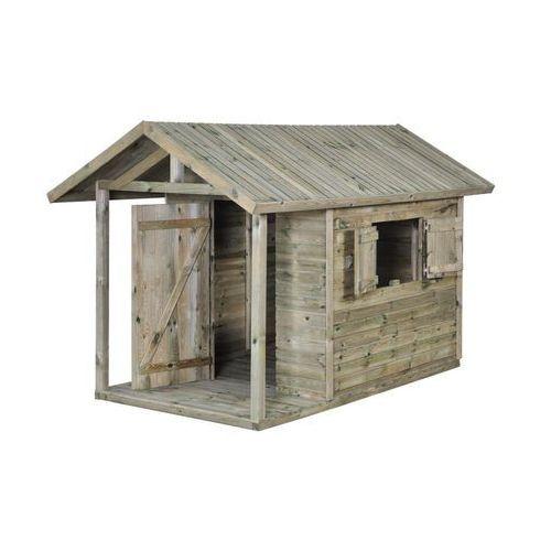 Sobex Domek dla dzieci jakob 150 x 242,5 x 160 cm