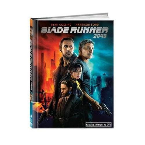 Imperial cinepix Blade runner 2049 (dvd) + książka (5903570160349)
