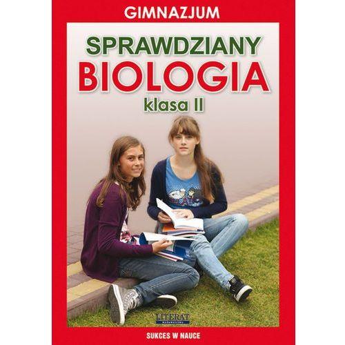 Sprawdziany Biologia Gimnazjum Klasa 2 (2013)