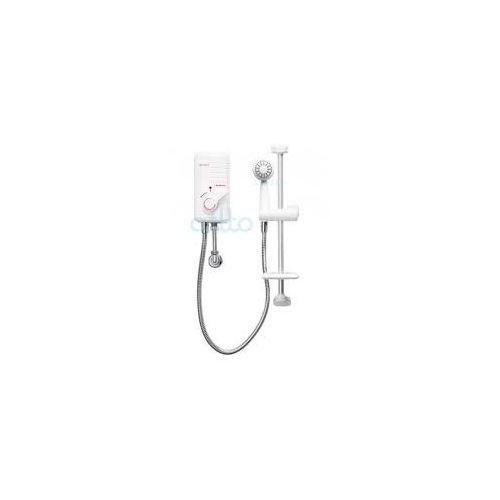 Biawar vortex instant - 6 p prysznicowy przepływowy bezciśnieniowy ogrzewacz wody