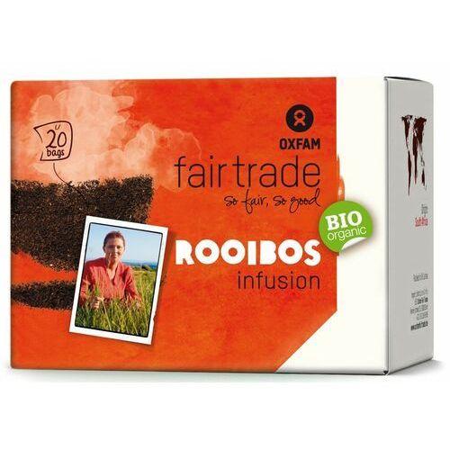 HERBATKA ROOIBOS INFUSION FAIR TRADE BIO (20 x 1,5 g) 30 g - OXFAM