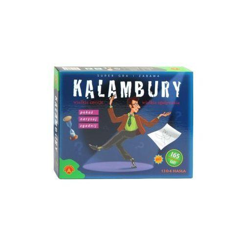 Kalambury. wersja big. gra planszowa marki Alexander