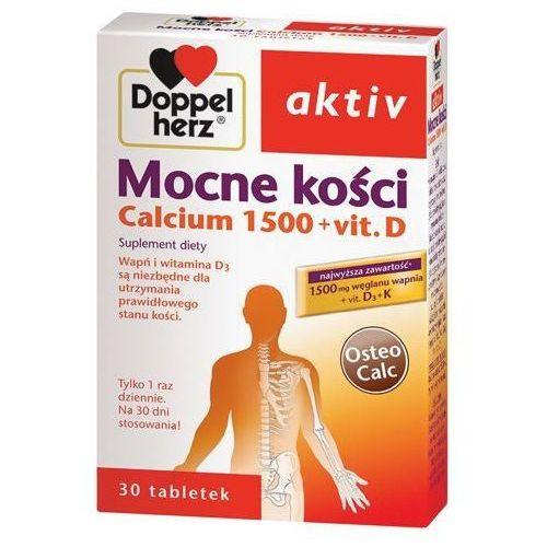 Doppelherz Aktiv Mocne kości 30 tabl., produkt z kategorii- Leki na osteoporozę
