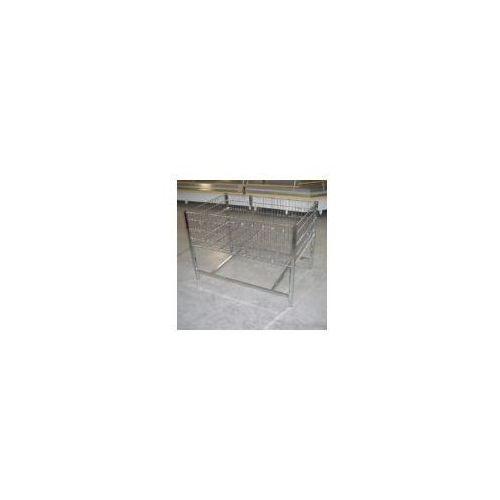 Stół promocyjny Wanzl 120x80cm