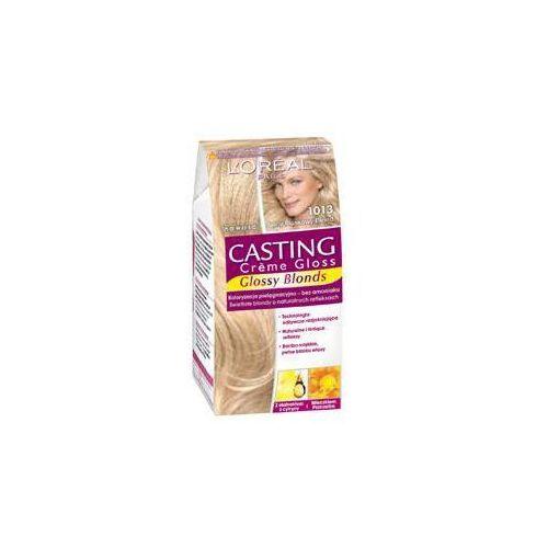 L'OREAL Casting Creme Gloss - farba do wlosow 1013 Jasny Piaskowy Blond, L'Oreal Paris