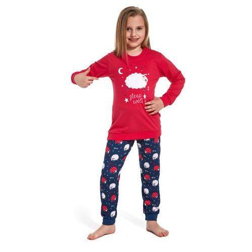 Piżama Cornette Young Girl 978/85 Sleep Well dł/r N