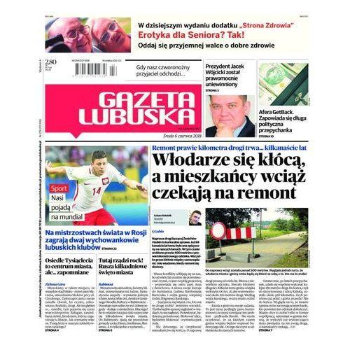 Gazeta Lubuska - B Żary, Żagań, Nowa Sól, Wschowa, Głogów, Polkowice 129/2018