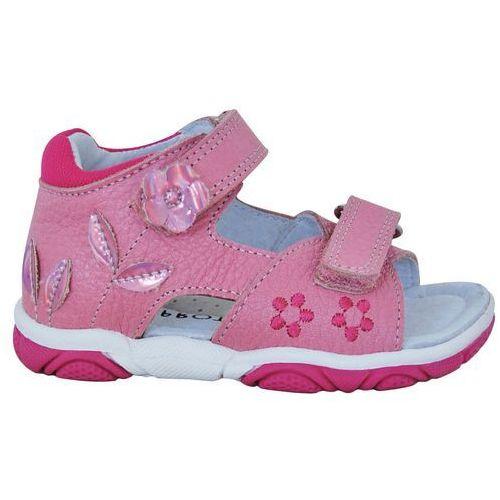 b8364de969 Protetika sandały dziewczęce Rosita 26 różowe