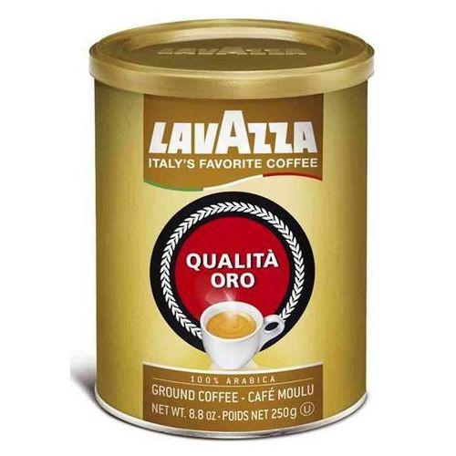 Kawa mielona qualita oro 250g (puszka) marki Lavazza