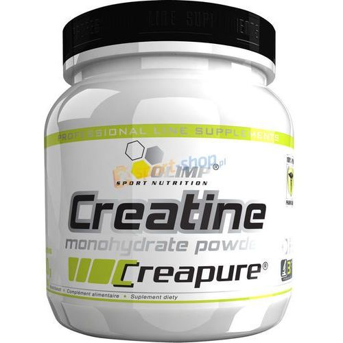 Olimp creatine monohydrate powder creapure® - 500g (5901330023965)