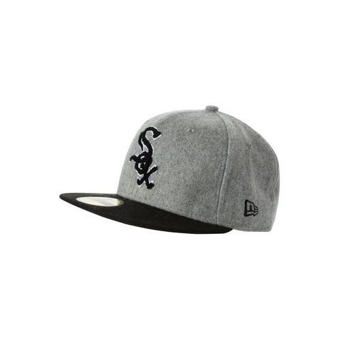 New Era 59FIFTY MLB CHICAGO WHITE SOX Czapka z daszkiem gray/offical team color (nakrycie głowy, czapka) od Zalando.pl
