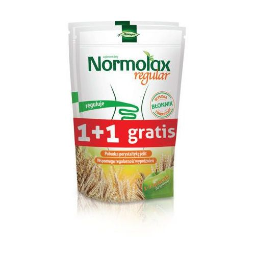 Normolax regular proszek 100g + 100g gratis marki Herbapol lublin