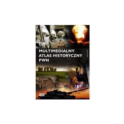 Multimedialny Atlas Historyczny PWN na DVD-ROM (2016)