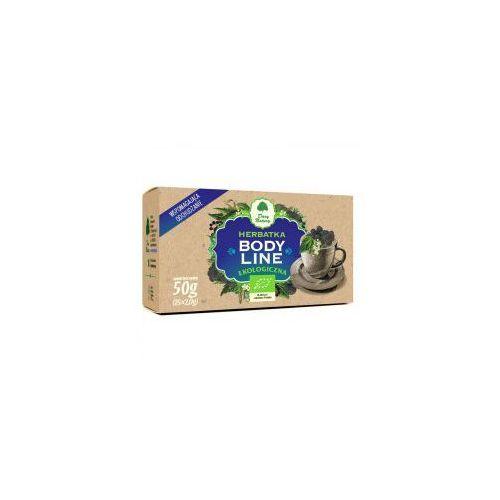 Herbata Body line - odchudzanie fix BIO 25*2g DARY NATURY (5902581618030)
