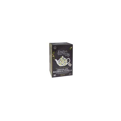 English tea shop Ets chocolate rooibos & vanilla 20 saszetek