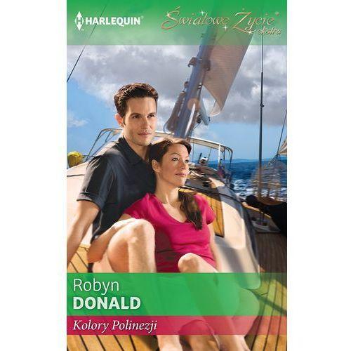 Kolory Polinezji - Robyn Donald (9788323898146)