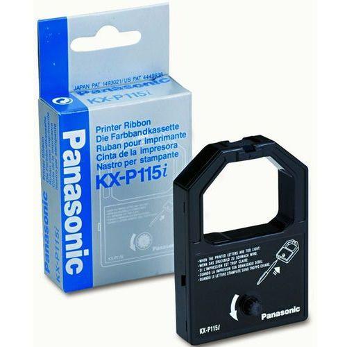 Panasonic Taśma kx-p115i-s / kx-p1150 czarna do drukarek igłowych (oryginalna)