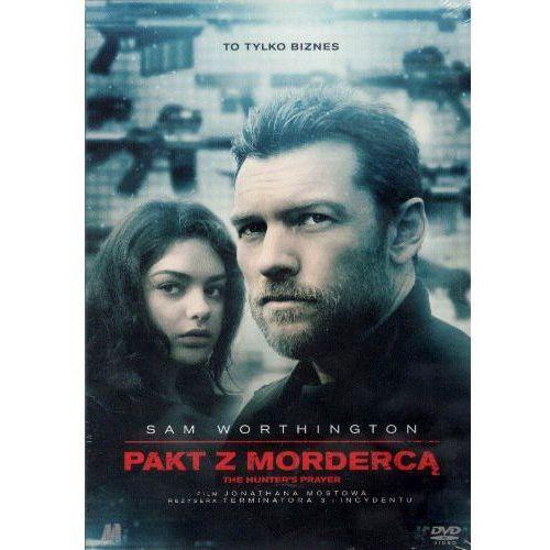 Pakt z mordercą (DVD) (5907561150302)