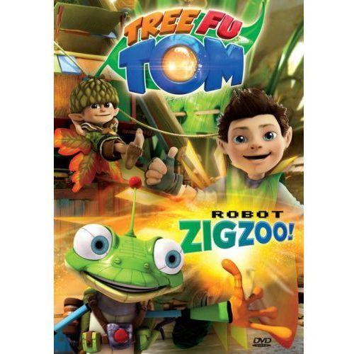 Cass film Tree fu tom. robot zigzoo! (dvd) - darmowa dostawa kiosk ruchu