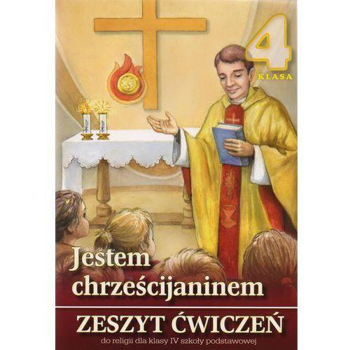Jestem chrześcijaninem 4 Zeszyt ćwiczeń (2016)