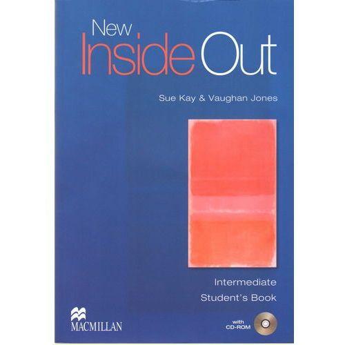 New Inside Out Intermediate Student's Book (podręcznik), Macmillan