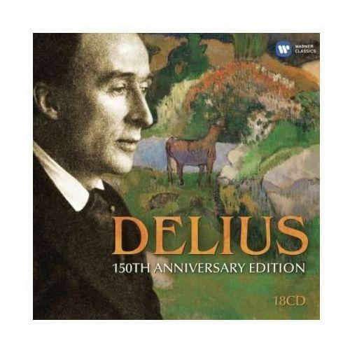 DELIUS: 150TH ANNIVERSARY (LIMITED) - Różni Wykonawcy (Płyta CD) (5099908417527)
