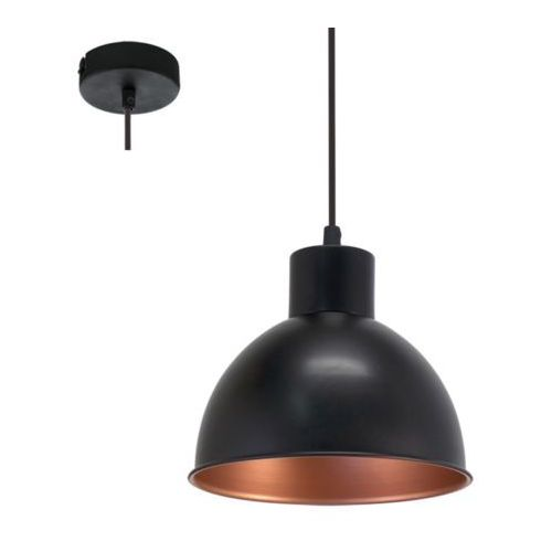 Eglo 49238 - Lampa wisząca VINTAGE 1xE27/60W/230V (9002759492380)