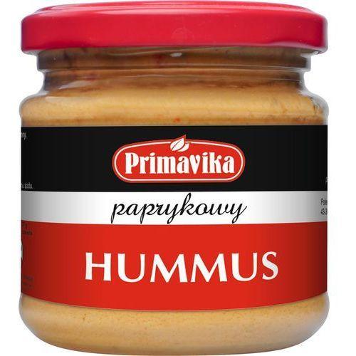 Hummus paprykowy 160g - Primavika, 002607