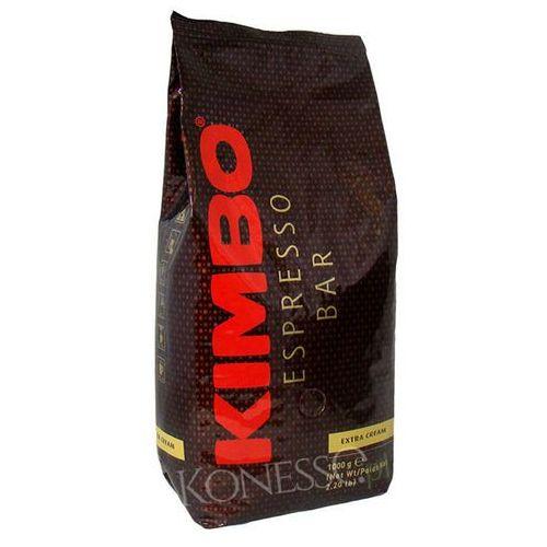 KAWA WŁOSKA KIMBO Espresso Bar EXTRA CREAMA 1kg ziarnista (8002200140014)