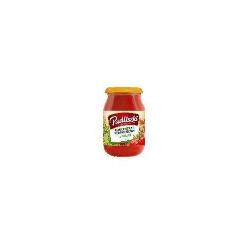 Koncentrat pomidorowy z ziołami 200 g marki Pudliszki