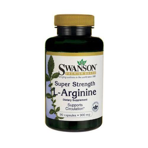 Swanson L-Arginina Forte 850mg 90 kaps.