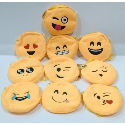 Emoji torebka Y-11 16cm 12 wzorów