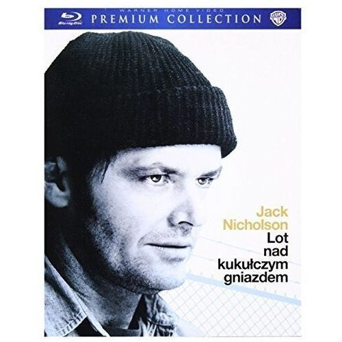 Milos forman Lot nad kukulczym gniazdem (bd) premium collection