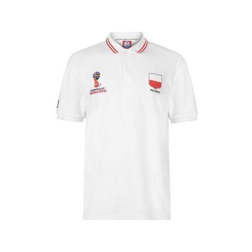 World cup 2018 Bpol162: polska - koszulka polo