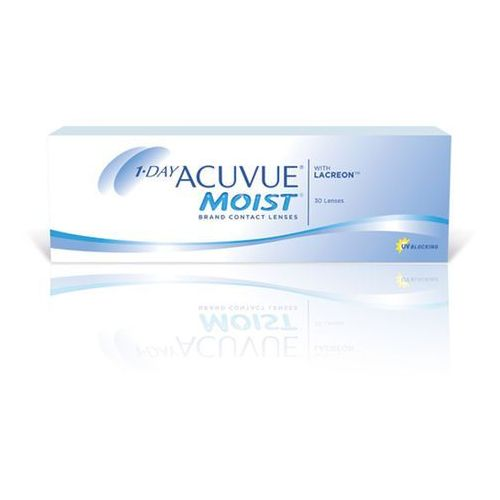 1 day acuvue moist 30 szt. marki Johnson & johnson