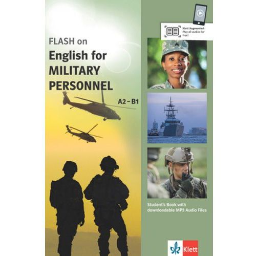 FLASH on English for Military Personnel A2-B1 (9783125016972)